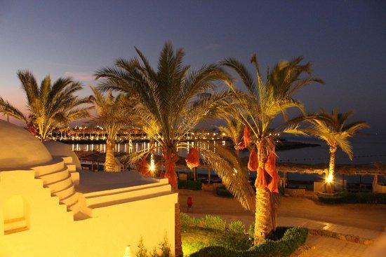 Arabella Azur Resort : De zee