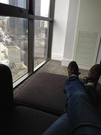 W Atlanta Midtown: Vue du 16e
