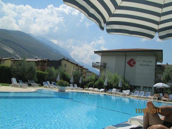 Hotel Piccolo Mondo : piscina