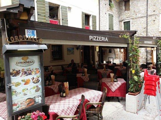 Pizzeria Cordonega: Le resto. ..jolie ambiance