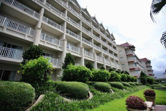 Hualien FarGlory Hotel: hotel