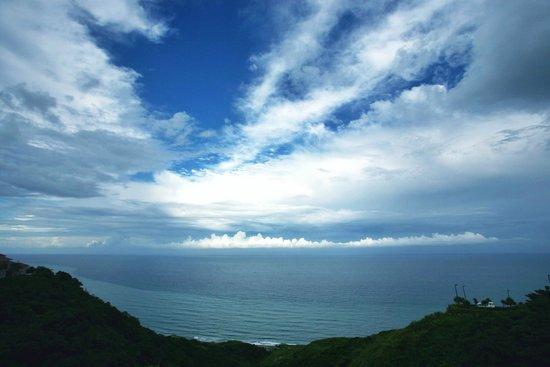 Hualien FarGlory Hotel: sea view