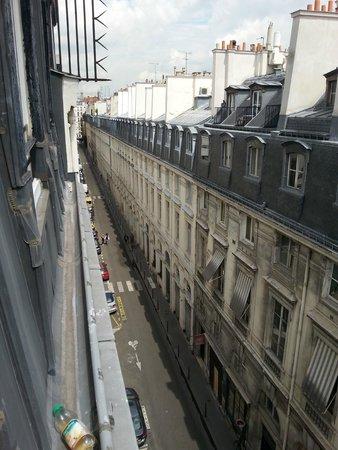 Montpensier: Rue de Richelieu