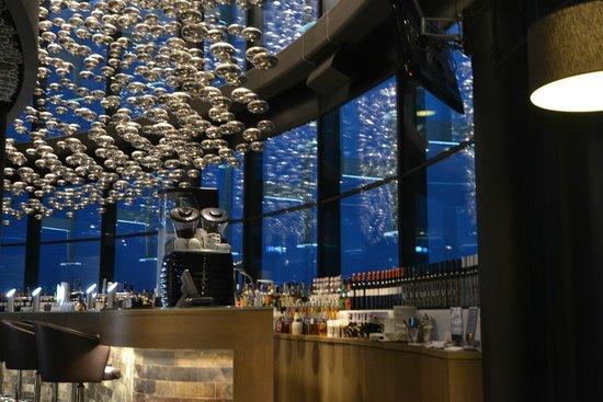 Fletcher Hotel Amsterdam: Bar