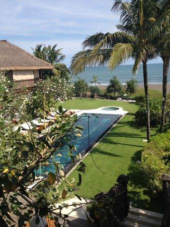 Pantai Lima Villas: View from Room Balcony