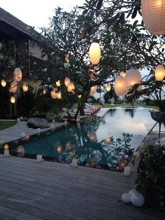 Pantai Lima Villas : Villa Ambra Dressed for an Evening Party/Event