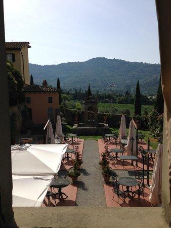 Relais Il Falconiere & Spa: Il ristorante