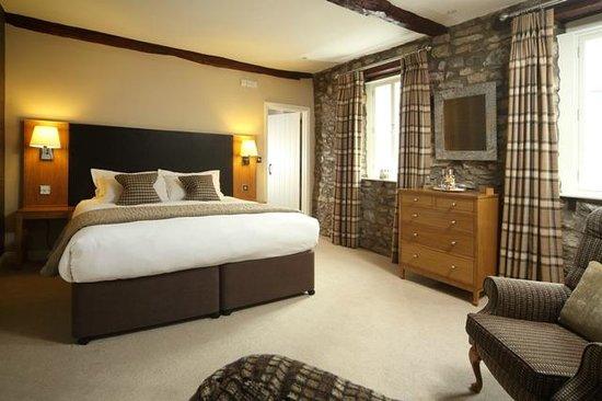The Sun Inn: Room 4 - Deluxe room