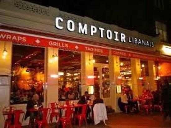 Comptoir libanais london 53 54 duke of york sq chelsea - Comptoir restaurant london ...