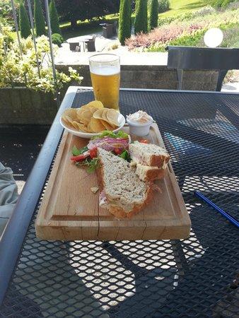 The Plough Inn: a light lunch