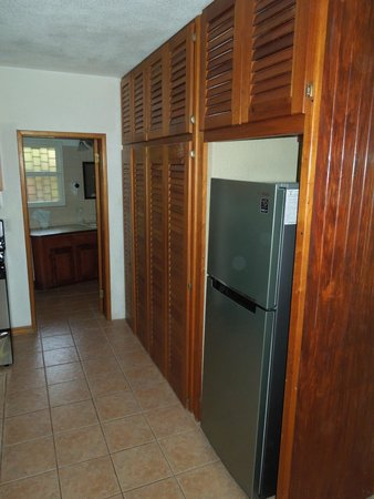 Xanadu Island Resort : Kitchen area