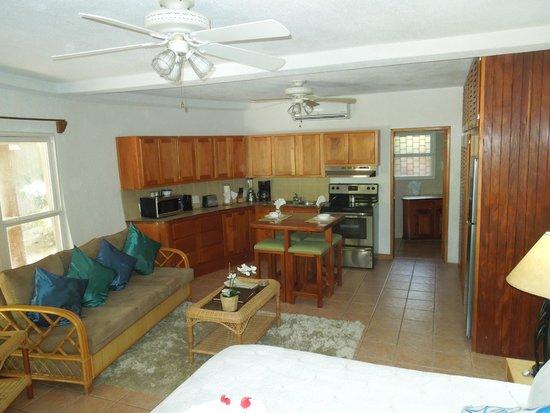 Xanadu Island Resort : Kitchen
