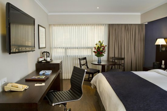 Hotel Oro Verde Guayaquil: Work Station
