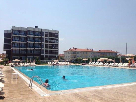 Karasu, Турция: Pool