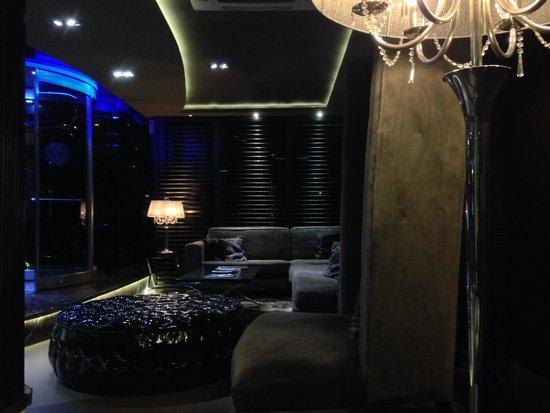 Lennox Hotel Buenos Aires : Recepção