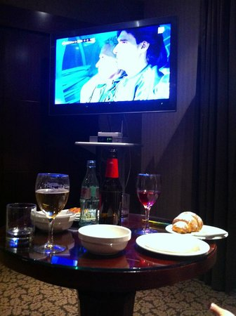Gran Hotel Princesa Sofia: Zona The club para tomar algo