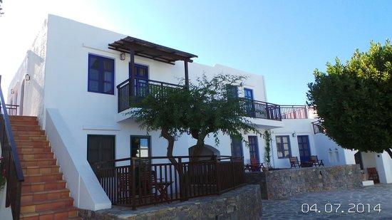 Creta Maris Beach Resort : bungalows