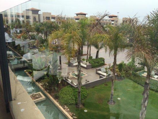 Hotel Riu Palace Tikida Agadir: immaculate grounds