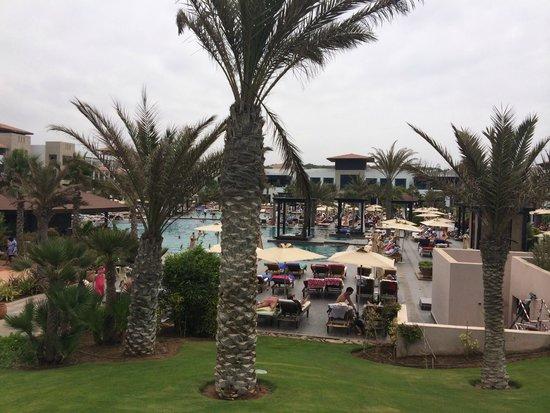 Hotel Riu Palace Tikida Agadir: pool view