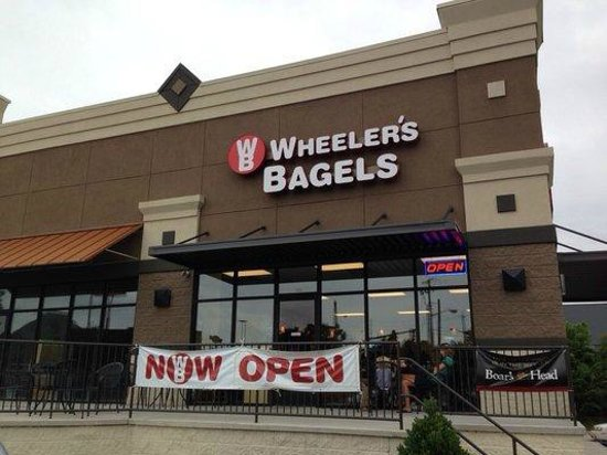 Wheelers Bagels: Photo by Tyler M.