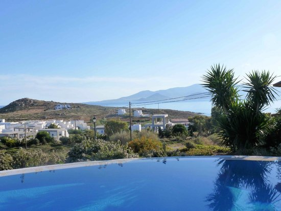 Kavos Boutique Hotel Naxos: Peaceful Evenings