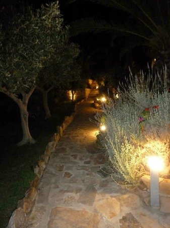 Kavos Boutique Hotel Naxos: The Stairs to Bed