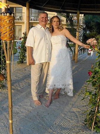 The Bay Resort : Wedding