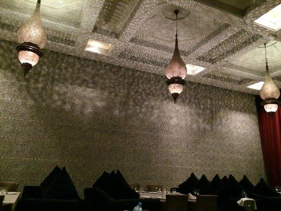 Hotel Riu Palace Tikida Agadir : morroccan restaurant