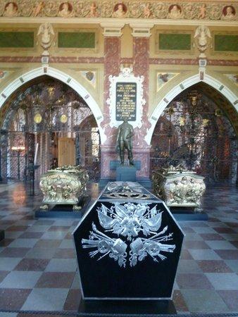 Catedral de Roskilde - detalhes