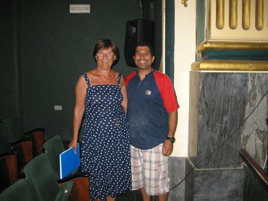 Manoel Theatre : Teatru Manoel's happy helpers
