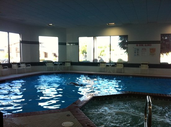 BEST WESTERN PLUS Twin Falls Hotel: Great, fun pool- open 24/7