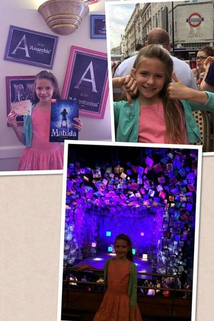 Matilda the Musical : Amazing afternoon!