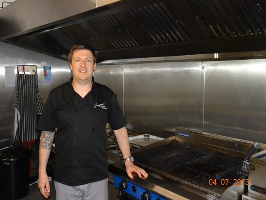 Jamieson's Steakhouse: Steve Jamieson
