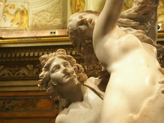 Borghese Gallery: Genial Bernini