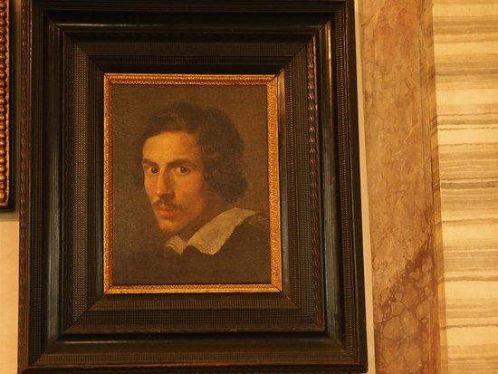 Borghese Gallery: Autorretrato de Bernini
