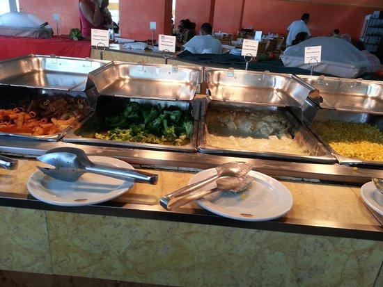Oleo Cancun Playa: buffet