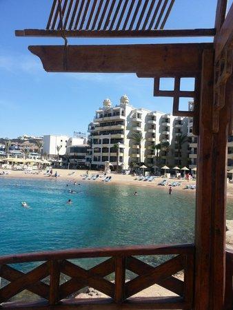 SUNRISE Holidays Resort: het strand