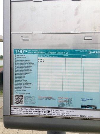 Mühlenanlagen in Kinderdijk-Elshout: 190復路