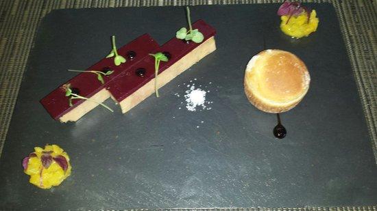 Le Balata: Foie gras