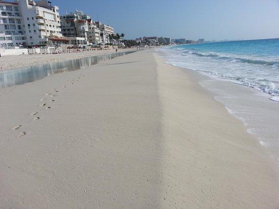 Oleo Cancun Playa: beach