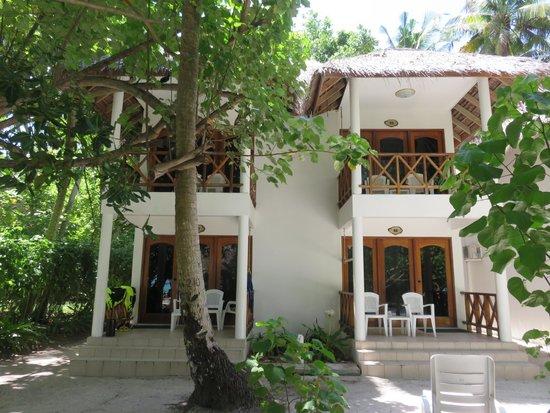Fihalhohi Island Resort: Comfort suite