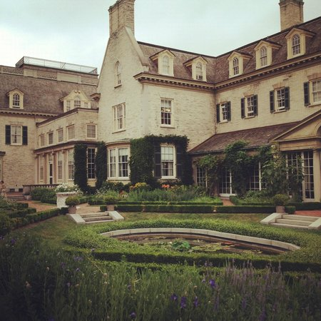 George Eastman Museum: outside of residence