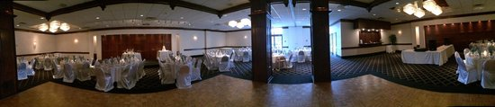 Clarks Summit, PA: Ramada Wedding Ballroom # 6 (Panorama)