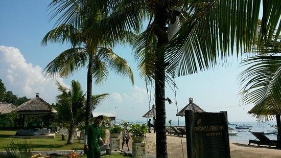 Sadara Boutique Beach Resort: Kind Villa Bintang