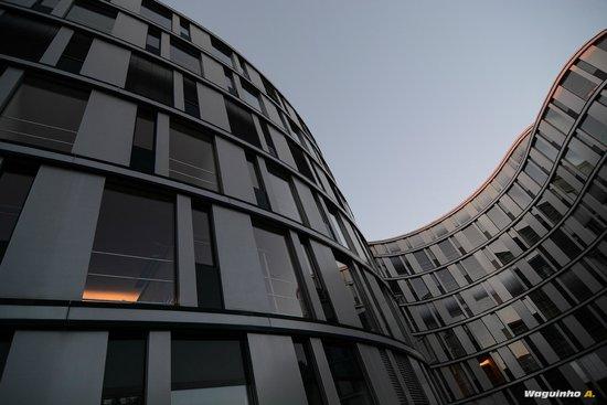 HafenCity: Welle