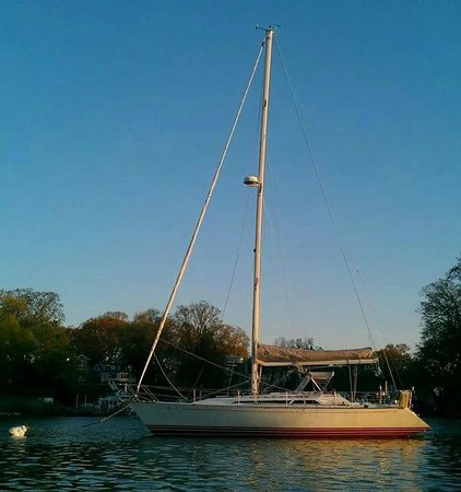 Chesapeake Bay Charters: Spa Creek, Annapolis, MD