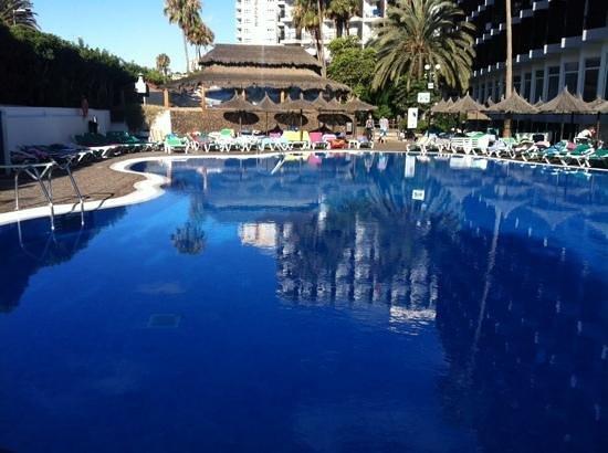 Piscina bild von beverly park hotel playa del ingl s for Piscina playa del ingles