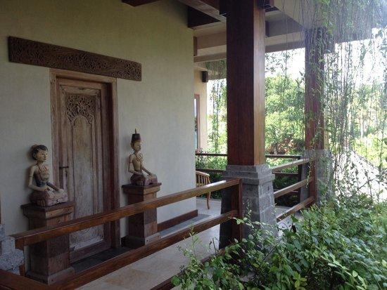Soulshine Bali: Room upstairs