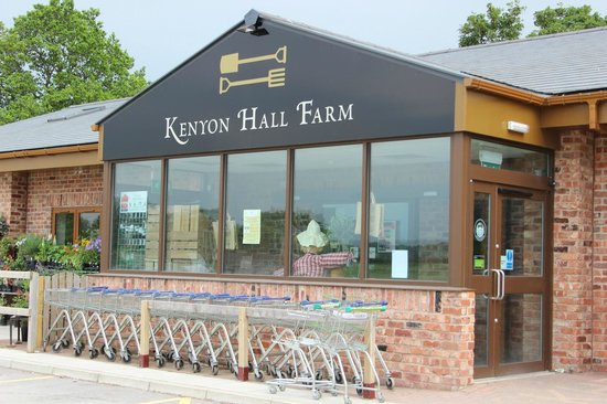 Kenyon Hall Farm