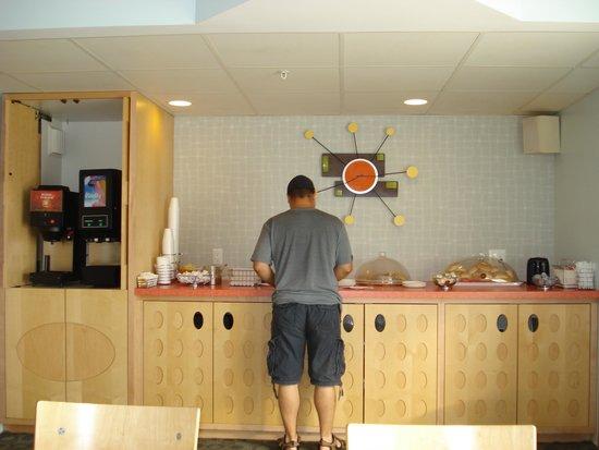 The StarLux Hotel & Suites : StarLux breakfast room
